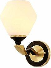 MQW Amerikanische Wandlampe Wohnzimmerlampe Gang
