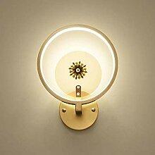 MQW Chinesische Kupfer Wandlampe Ganz Neue