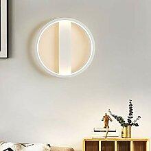 MQW Einfache, Moderne LED-Wohnzimmer Wandlampe