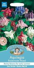 Mr Fothergills Pilzsporen, Blume Akelei