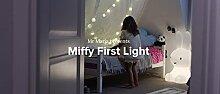Mr Maria - Miffy First Light Lampe - 30cm Höhe -