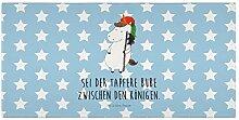 Mr. & Mrs. Panda 50 x 100 Handtuch Einhorn Bube -