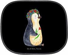Panda Fenster Mr Auto /& Mrs Auto Sonnenschutz Fuchs Indianer Farbe T/ürkis Pastell