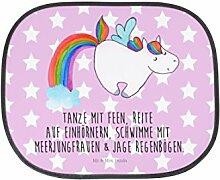 Mr. & Mrs. Panda Auto Sonnenschutz Einhorn Pegasus - 100% handmade in Norddeutschland - Einhorn, Unicorn, Regenbogen, Spielen, Realität, Glitzer, Erwachsenwerden, Einhornliebe Sonnenschutz, Auto Sonnenschutz, Sonnenblende, Fenster, PKW, Kinder, Familie, Geschenk, Urlaub, Rücksitz, Sonne Einhorn, Unicorn, Regenbogen, Spielen, Realität, Glitzer, Erwachsenwerden, Einhornliebe