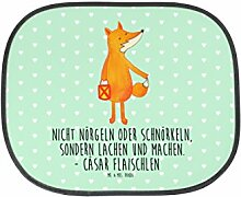 Mr. & Mrs. Panda Auto Sonnenschutz Fuchs Laterne -