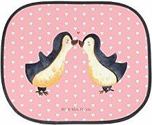 Mr. & Mrs. Panda Auto Sonnenschutz Pinguin Liebe - 100% handmade in Norddeutschland - Pinguin, Pinguine, Pinguin Paar, Pinguinpaar, Pinguin Liebe, Liebe, Paar, Pärchen. Liebespaar, Liebesbeweis, Liebesspruch, Verlobung, Hochzeitstag, Jahrestag, Geschenk Freund, Geschenk Freundin, Verlobte, Verlobter, Love, Geschenk Hochzeitstag, Geschenkidee, Hochzeit, Gastgeschenk Sonnenschutz, Auto, Sonnenblende, Fenster, PKW, Kinder, Familie, Geschenk, Rücksitz