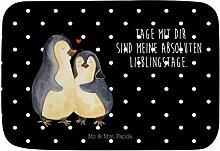 Mr. & Mrs. Panda Badematte, Badteppich,