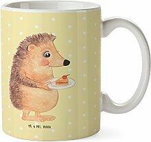 Mr. & Mrs. Panda Becher, Tee, Tasse Igel mit