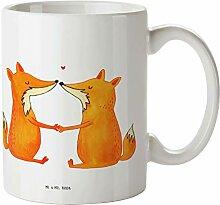 Mr. & Mrs. Panda Becher, Teetasse, Tasse Füchse