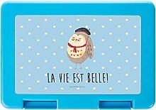 Mr. & Mrs. Panda Brotdose Eule Französisch -