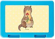 Mr. & Mrs. Panda Brotdose Otter Blumenstrauß -