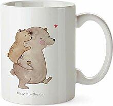 Mr. & Mrs. Panda Büro, Becher, Tasse Papa Bär -