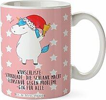 Mr. & Mrs. Panda Frühstück, Tee, Tasse Einhorn