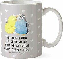 Mr. & Mrs. Panda Kaffeetasse, Camping Becher,