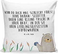 Mr. & Mrs. Panda Kissenhülle, Dekokissen, 40x40