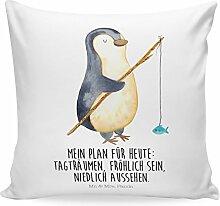 Mr. & Mrs. Panda Kopfkissen, Dekokissen, 40x40