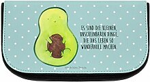 Mr. & Mrs. Panda Kosmetiktasche Avocado mit Kern -