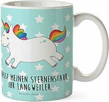 Mr. & Mrs. Panda Kunststoff Tasse Seekuh chillt - 100% handmade in Norddeutschland - Diät, Kinder, Camping Becher, Zucker, Kunststoff Tasse, , Kindertasse, Seekuh, Kindergarten, Seekühe, Tasse, Abnehmen