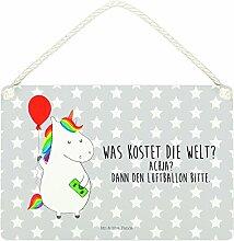 Mr. & Mrs. Panda Reklameschild, Türschild, A5