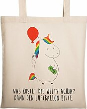 Mr. & Mrs. Panda Shopper, Stofftasche, Tragetasche