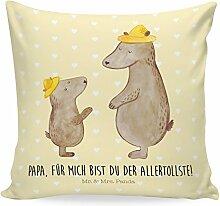 Mr. & Mrs. Panda Sofakissen, Dekokissen, 40x40