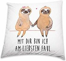 Mr. & Mrs. Panda Sofakissen, Dekokissen, 80x80