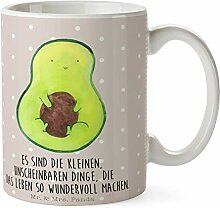 Mr. & Mrs. Panda Tasse Avocado mit Kern - Avocado,