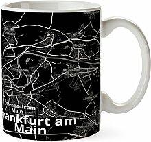 Mr. & Mrs. Panda Tasse Stadt Frankfurt am Main