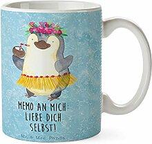 Mr. & Mrs. Panda Tee, Kaffeetasse, Tasse Pinguin