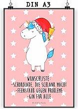 Mr. & Mrs. Panda Wandposter, Bild, Poster DIN A3