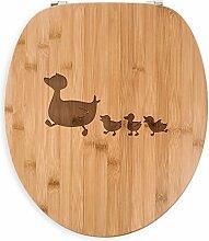 Mr. & Mrs. Panda WC Sitz Enten Familie - Enten,