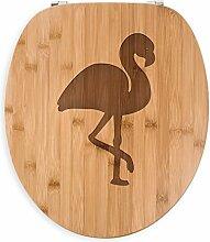Mr. & Mrs. Panda WC Sitz Flamingo - Flamingo,