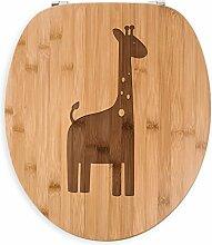 Mr. & Mrs. Panda WC Sitz Giraffe - Giraffe,