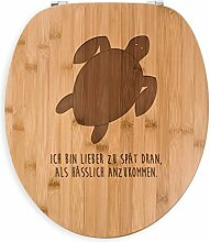 Mr. & Mrs. Panda WC Sitz Schildkröte -