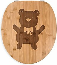 Mr. & Mrs. Panda WC Sitz Teddybär - Teddybär,