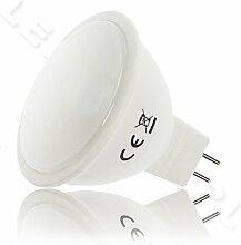 MR16 LED, MR16 12V, GU5.3 6W LED 12 SMD 2835 LED