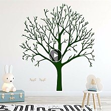 Mrhxly Abnehmbare Grünen Baum Vinyl Küche