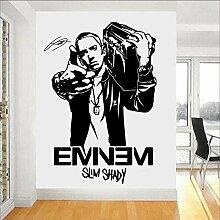 Mrhxly EchteMode Design Wandbild Eminem