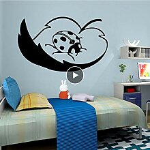 Mrhxly Käfer Wandaufkleber Wandkunst Aufkleber