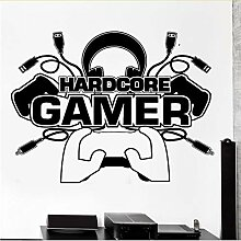 Mrhxly Kreative Gamer Player Aufkleber Gamer