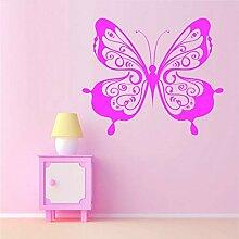 Mrhxly Schmetterling Schönheitssalon Tapete