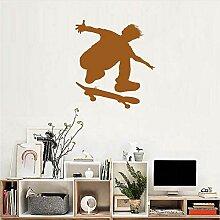 Mrhxly Skateboard Fahrt Jungen Aufkleber