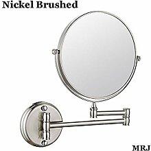 MRJ Kosmetikspiegel Wandmontage Normal+3/5