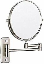 MRJ Kosmetikspiegel Wandmontage Normal+3 Fache