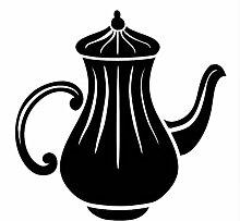 Mrlwy 4 stücke 13,5 cm * 13,5 cm Kaffeekanne
