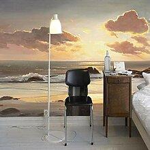 Mrlwy Mura Wallpaper 3D Meer Sonnenaufgang