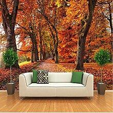 MRQXDP Herbstlaub Luxus Tapete Fototapete für