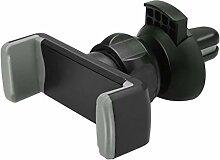 MRSLIU Universal-Handyhalter Handy Auto Air Vent Halter Dashboard Mount Windschutzscheibenhalterung 360 ° Rotation Für Iphone 7 Plus, 8 Plus, X, Samsung Galaxy Note S6 S7 Und Mehr Smartphone,B