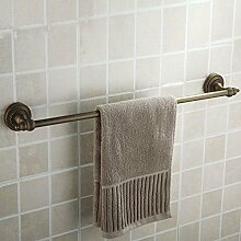 MSAJ-Europ?ischen£¬ antike Jahrgang massivem Messing Handtuch Bar Towel Rack Hardware Badzubeh?r
