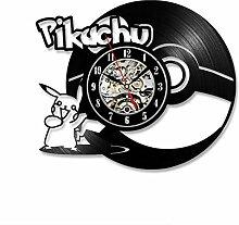 MSAMH Schöne Nette Pokemon Pikachu Vinyl Record